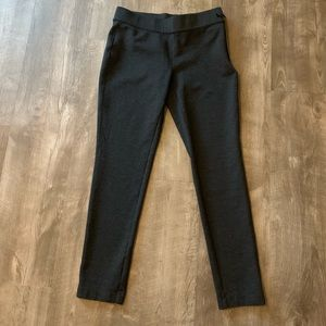 Eddie Bauer charcoal gray stretch pant. NWOT